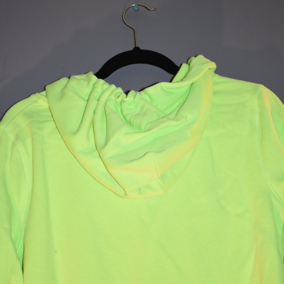 """PINK Victoria's Secret Sweaters - Green """"PINK"""" sweater"""